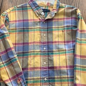 Men's Polo Ralph Lauren XL Button Down